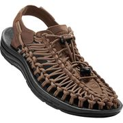 KEEN UNEEK LEATHER Bison/Black BIBL 1017199