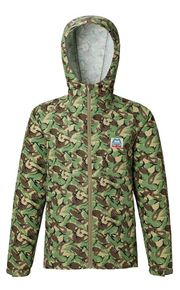 ME Classic Wind Jacket-Camouflage 425163 カモフラージュ