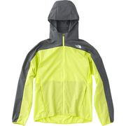 THE NORTH FACE スワローテイルベントフーディ NP71773 GN